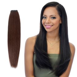 4 oz. Deluxe - Natural Perm Straight