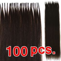 I-Tip - Cuticle® - Silky Straight (100 PCS.)