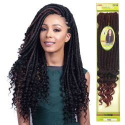 SYNTHETIC SOUL CURLY TIPS 20