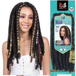 SYNTHETIC BAE LOCS GOLD