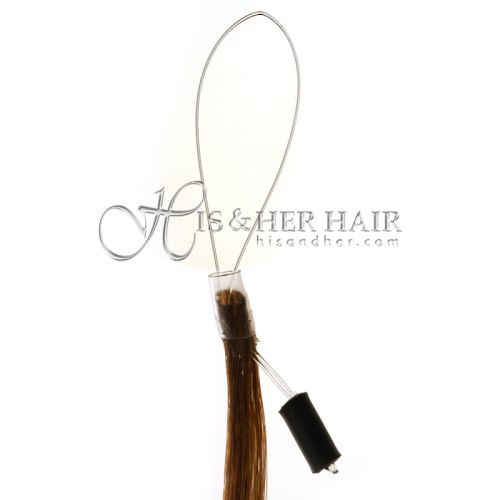 Ring-X Extension Natural Perm Straight