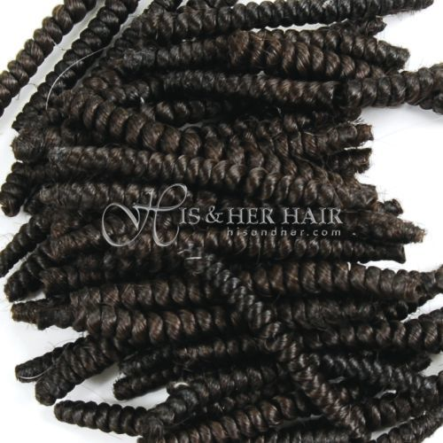 Tight Afro Kinky Bulk for Braiding (Coiled)