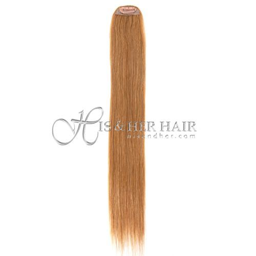 "Magic Clip Weave - Silky Straight - 2"" width"