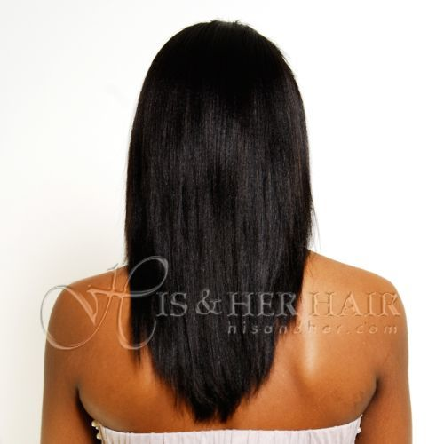 New Fall - Natural Perm Straight