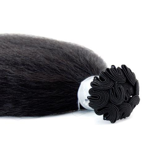 50% Italian Mink® - Handtied Weft Kinky Straight