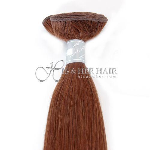 50% Italian Mink® - Machine Weft Silky Straight