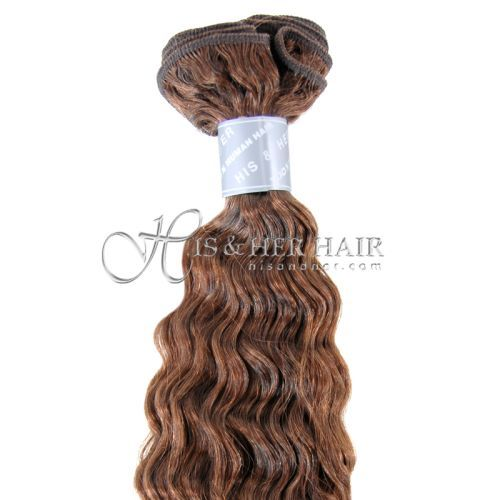100% Italian Mink®  - Machine Weft Water Wave-SALE