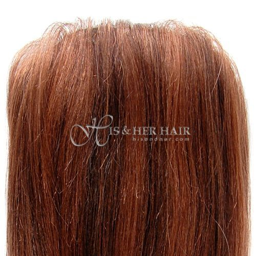 Part-Mesh (Large Base) - Natural Perm Straight