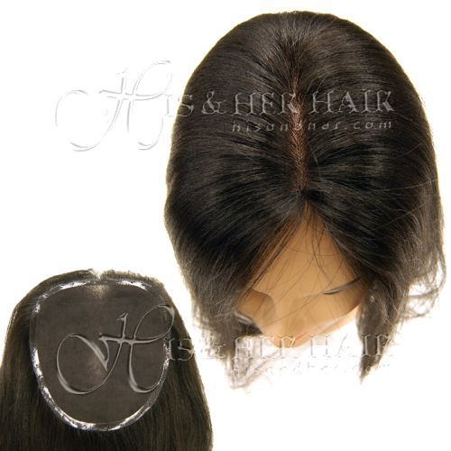 Part-Mesh (Small Base) - Natural Perm Straight