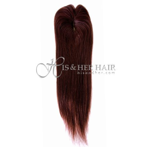 Part-Skin (Small Base) - Silky Straight - SALE