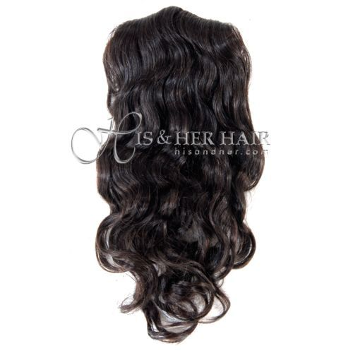Part - Mesh Indian Hair (Large Base) - Deep Bodywave