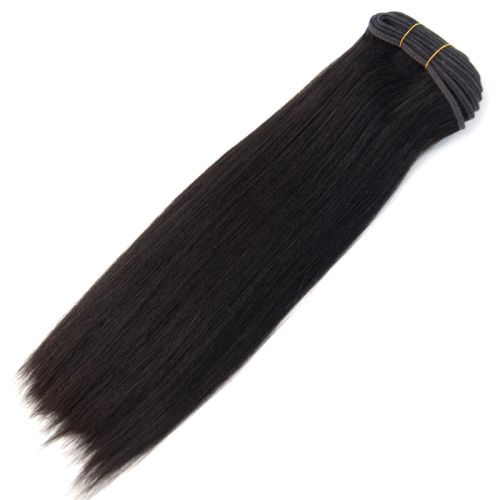 Cuticle® - Machine Weft Natural Perm Straight