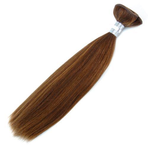 50% Italian Mink® - Machine Weft Natural Perm Straight