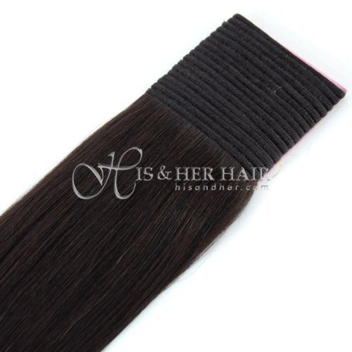 4 oz. Deluxe - Natural Perm Straight (Sale)