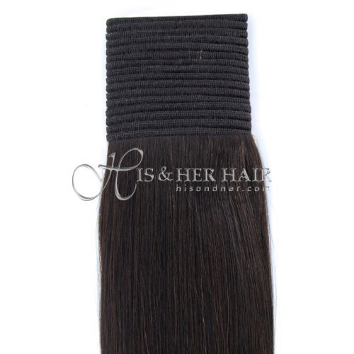Deluxe - Natural Perm Straight 4 oz.