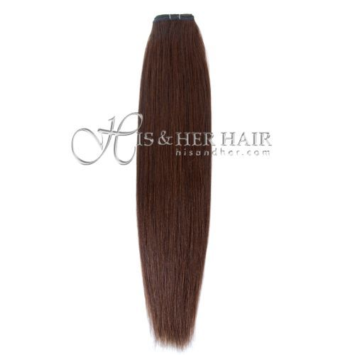 Deluxe - Natural Perm Straight - 2 oz.
