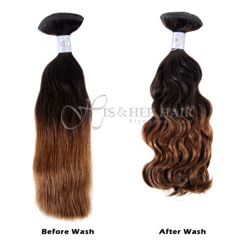 50% Italian Mink® - Machine Weft French Refined Ombre