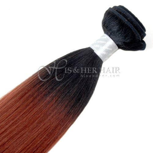 SALE - Regular - Machine Weft Natural Perm Straight