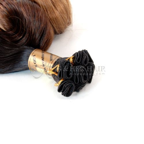 Cuticle® - Handtied Weft French Bodywave Ombre - SALE