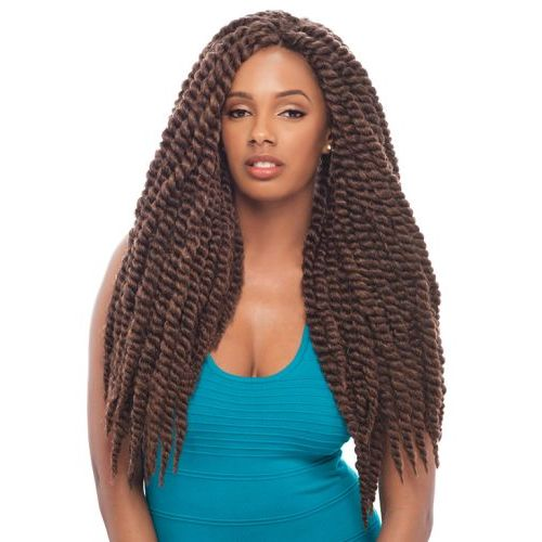 SYNTHETIC MAMBO TWIST BRAID 24""