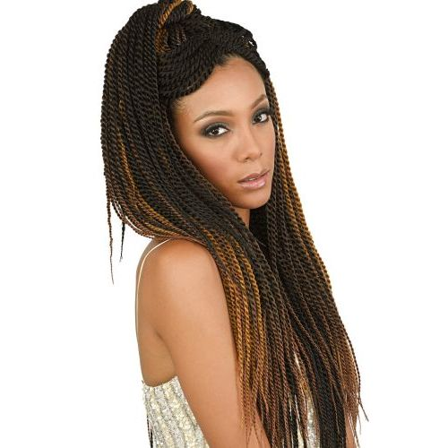 "SENEGAL TWIST BRAID 20 "" BY BOBBI BOSS"