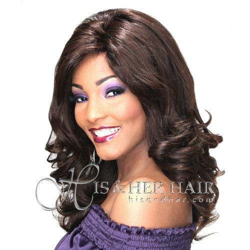 AMBER - NATURAL PERM BODYWAVE SWISS LACE
