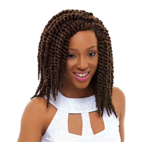 SYNTHETIC MAMBO TWIST BRAID 12""