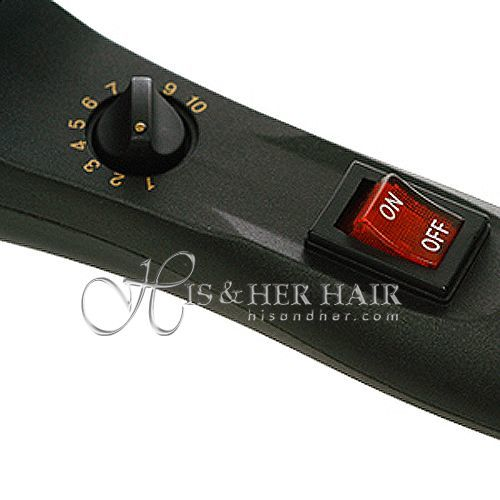 Hot Tools Ceramic Flat Iron - 1/ 1/2""