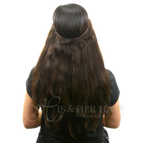 "12"" Magic Extensions in French Bodywave - ITALIAN MINK® 100% Human Hair"