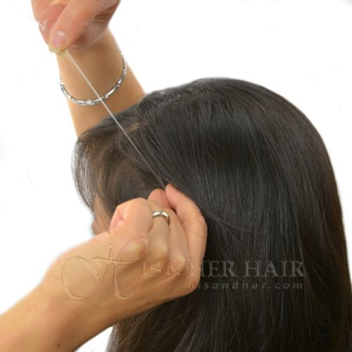 Magic Extensions in French Bodywave Hair - ITALIAN MINK® 100% Human Hair