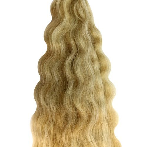 [SPECIAL-I-TIP-FRB]HM-Pre Glue I Shape French Refined 16-18""