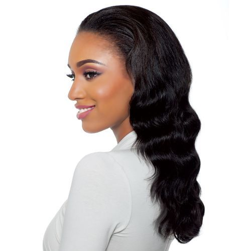 HH. HALF WIG - BRAZILIAN NATURAL WAVE