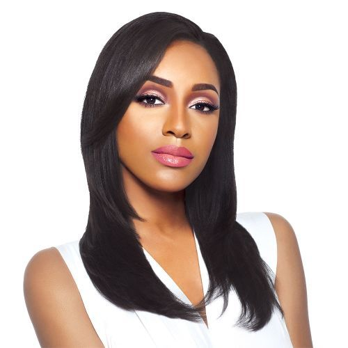 HH. HALF WIG - BRAZILIAN NATURAL STRAIGHT