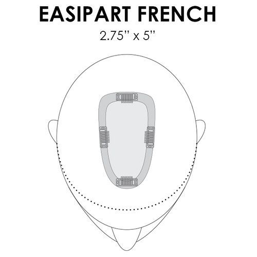 EASI PART FRENCH 18""
