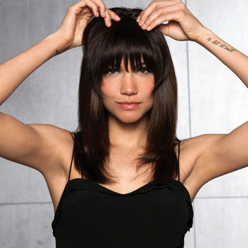 Clip-In Human Hair Bang by Hair Do