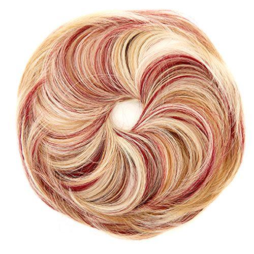Color Splash Wrap by Hairdo