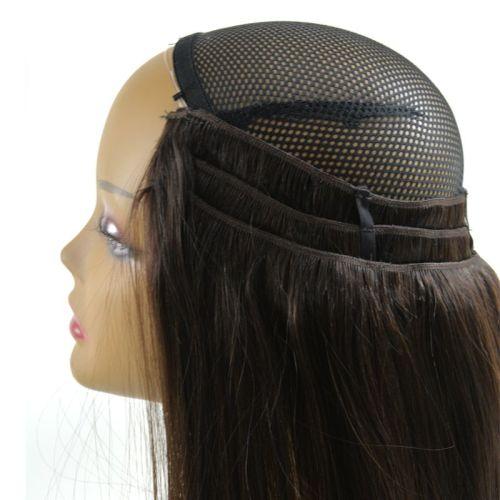 "22"" Magic Extensions in Silky Straight - REGULAR 100% Human Hair"