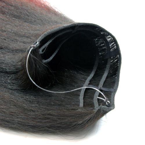 "12"" Magic Extensions in Kinky Straight - ITALIAN MINK® 100% Human Hair"