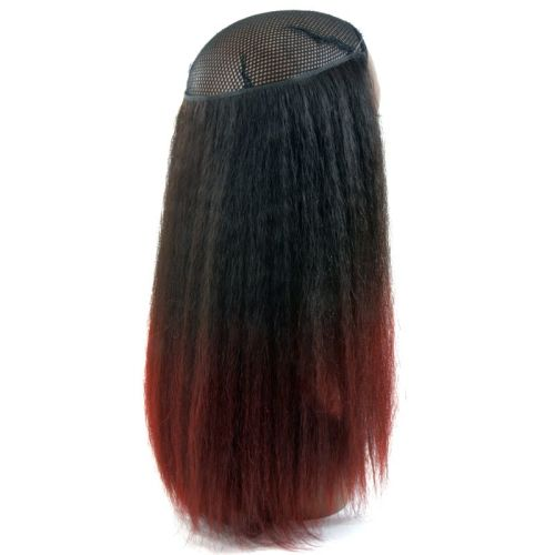 "12"" Magic Extensions in Kinky Straight - ITALIAN MINK® 100% Human Hair"