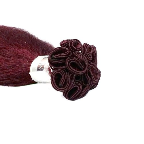 50% Italian Mink® - Handtied Weft Kinky Straight - SALE
