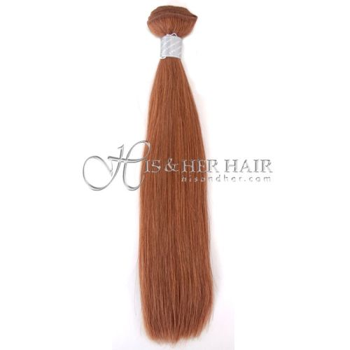 Regular Machine Weft silky Straight
