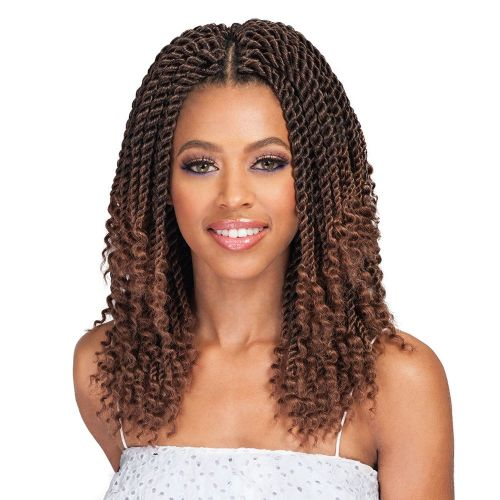 """10"""" SYN. BOMBA TWIST CURLY TIPS"""