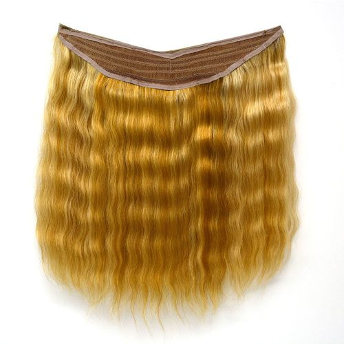 "18"" Magic Extensions in European Wave - ITALIAN MINK® 100% Human Hair"