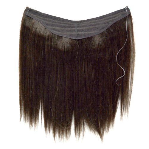 "12"" Magic Extensions in Natural Perm Straight - REGULAR 100% Human Hair"
