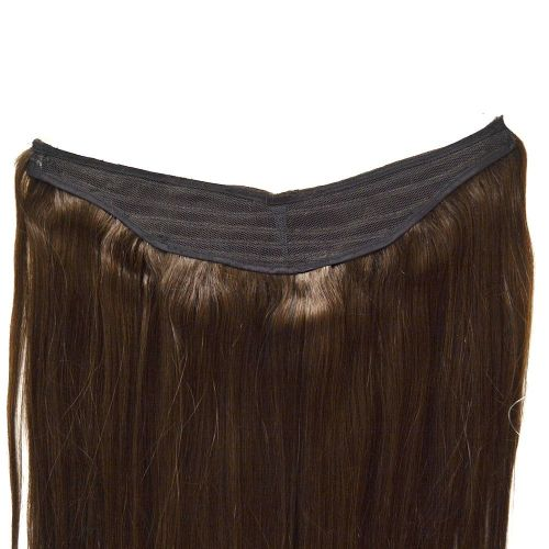 "22"" Magic Extensions in Silky Straight - ITALIAN MINK® 100% Human Hair"