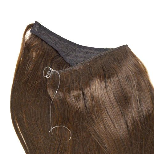"12"" Magic Extensions in Silky Straight - ITALIAN MINK® 100% Human Hair"