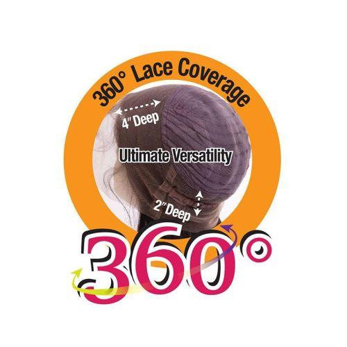 "360° NATURAL WAVE 22"" (TRL3624) by Brown Sugar"