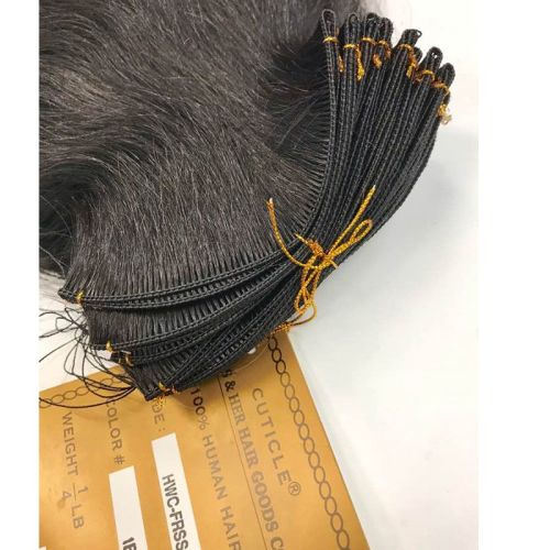 Cuticle®  - Handtied Weft French Refined - (1/4 LB.ONLY) - SALE