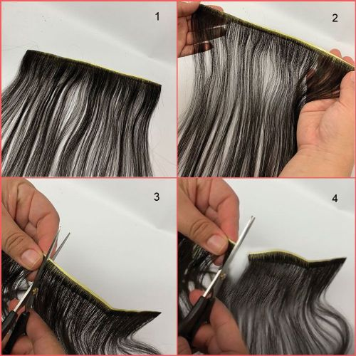Skin Extensions - Natural Perm Straight