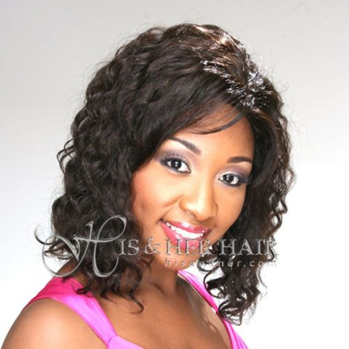 Natural hair extensions human hair wigs kinky twist weaving lisa short pmusecretfo Image collections